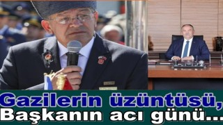 Perşembe'li Gazi Mehmet Şükrü Tandoğan hayatını kaybetti..