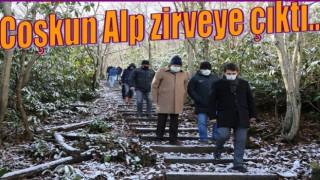 Yoroz Kent ormanında yeni düzenlemeler yapılacak..