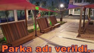FATMA DEMİRHAN SANAT PARKI AÇILDI..