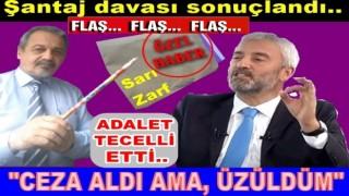 MAHKEME ESKİ BAŞKAN ENVER YILMAZ'I CEZALANDIRDI..