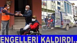 ALTINORDU BELEDİYESİYLE ENGEL YOK ÖZGÜRLÜK VAR..
