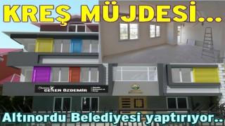 """""""CEREN ÖZDEMİR BAKIM EVİ VE KREŞ"""" yakında açılıyor.."""