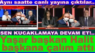Başkan Yaşar Şahin'den, Halit Tomakin'e güzel bir çalım!..