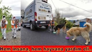 Altınordu Belediyesi Karantina bölgesine yardım gönderdi..