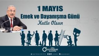 """BAŞKAN GÜLER, """"ALIN TERİNİ KUTSAL GÖRÜYORUZ.."""""""