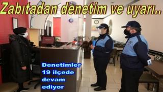BÜYÜKŞEHİR ZABITASINDAN RAMAZAN DENETİMİ..