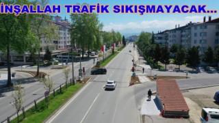 ALTINORDU SAHİL TRAFİĞİ RAHATLADI..