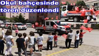 Altınordu'dan Arabalı Bandolu coşkulu kutlama..