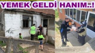 AŞEVİNDE KAZANLAR ONLAR İÇİN KAYNIYOR..