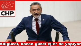 CHP'li Adıgüzel'den çiftçiye güzel destek..