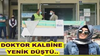 GENÇ DOKTOR KALBİNE YENİK DÜŞTÜ..