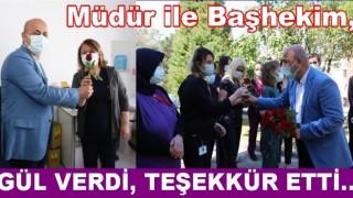 """Sağlık müdürü Kasapoğlu, """"Vaka sayısı yüzde 75 azaldı.."""""""