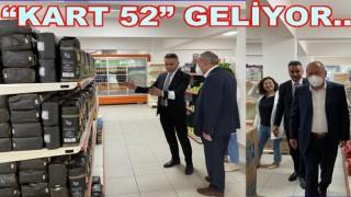 """BÜYÜK ŞEHİR """"SOSYAL MARKET"""" AÇIYOR.."""
