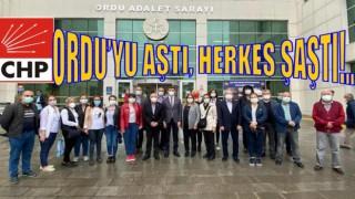 CHP. Ordu il başkanlığı İstanbul'daki imamdan şikayetçi oldular..
