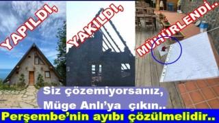 PERŞEMBE KUZEY YILDIZI YANGINI ÖRTBAS EDİLEMEZ..