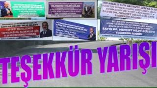 Perşembe ve Ünye'de Mahalle halkı başkan Güler için yarışıyor..