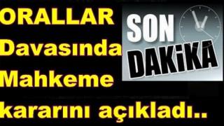 SUÇ ÖRGÜTÜNE TOPLAM 250 YIL CEZA VERİLDİ..