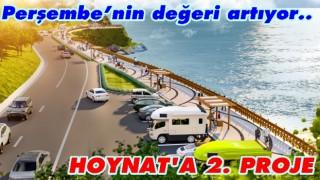 HOYNAT ADASININ ARKASI DA ÖNÜ GİBİ OLACAK..