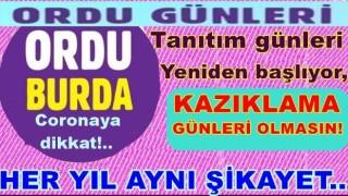 KAZKLAMA GÜNÜ DEĞİL, TANITIM GÜNÜ OLSUN..