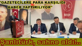 MHP. İL BAŞKANI NACİ BAŞKANDAN GEÇ KALAN KINAMA..