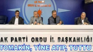 Büyükşehir belediyesi parti grubu toplantısı yapıldı..