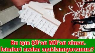MAÇTA KUR'ANI-I KERİM SAYFASI ATANLAR YAKALANDI..