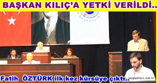 BELEDİYENİN TEMMUZ AYI MECLİS OTURUMU SONA ERDİ..