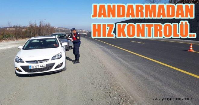 En çok trafik cezası hız sınırını aşanlara kesildi..