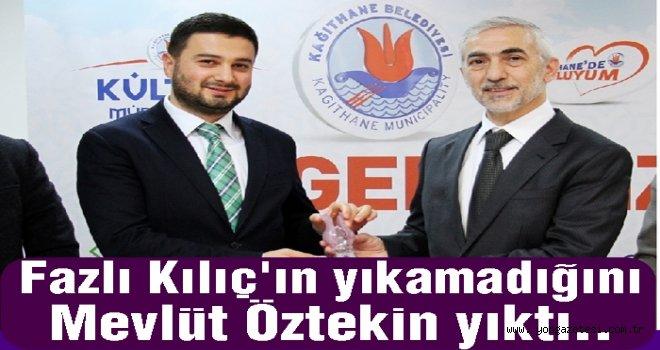 Kağıthane'de FETÖ'cü ile Süleymancılar savaşı..