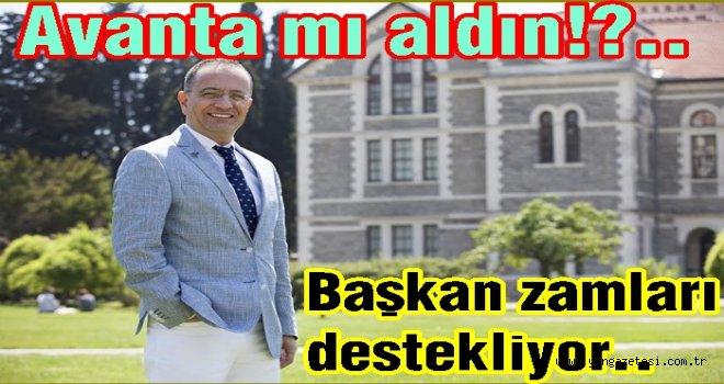 """Kumbaroğlu, """"Zamlarla ilgili düzenlemeler normaldir"""".."""