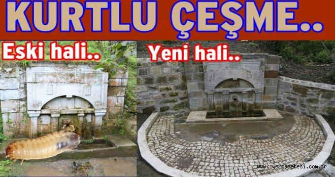 KURTLU ÇEŞME, KURTSUZ OLDU..