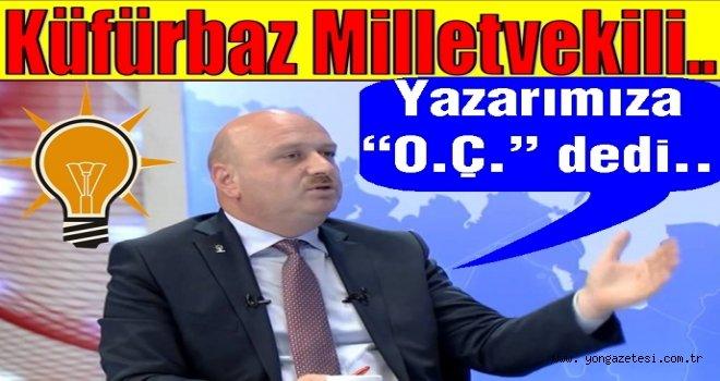 Metin Gündoğdu'dan küfür dolu hakaretler..
