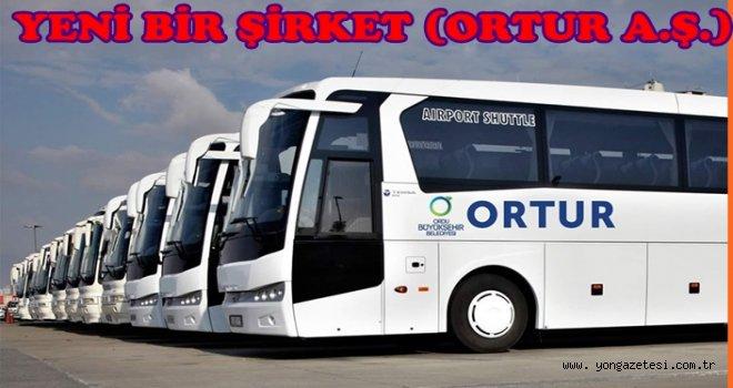 OR-Gİ Havalimanına yolcu taşıyacak..