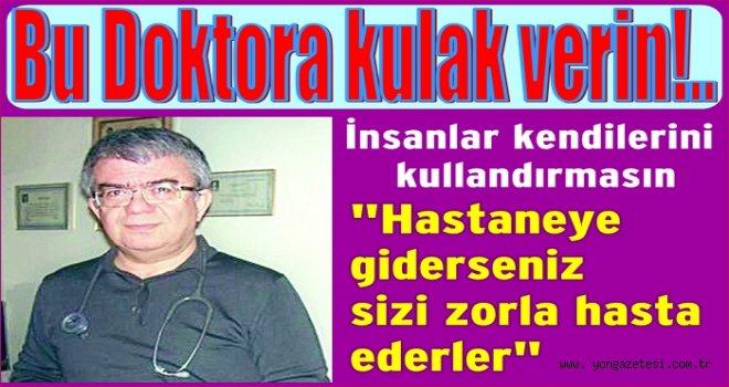 Profesör Ahmet Rasim Küçükusta ezberleri bozdu.
