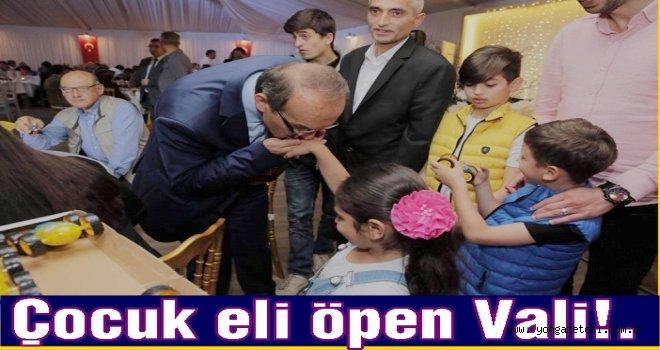 ŞEHİT ve GAZİ AİLELERİNE İFTAR YEMEĞİ..