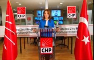 Saniye YURDAKUL - CHP Istanbul 2nci Bölge Aday Adayı - Haziran 2015 Milletvekili Seçimi