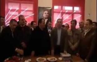 CHP Kağıthane Belediye başkan adayı Serdar Kurşun'un seçim çalışmaları..