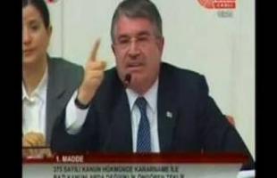 BAKAN İDRİS NAİM ŞAHİN'DEN BDPLİLER'E TEPKİ
