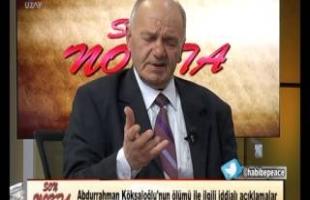 UZAY TV -Son Nokta 08 03 2014