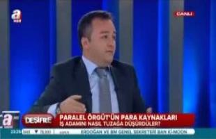 Paralel Örgüt Ordu'lu İş adamı Rahmi Çağan'ı nasıl haraca bağladı.