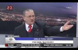 Milli Çözüm Dergisi Ahmet Akgül - 7 Şubat 2017 - Kanal 23