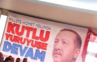 AKP Perşembe 6. kongresi..