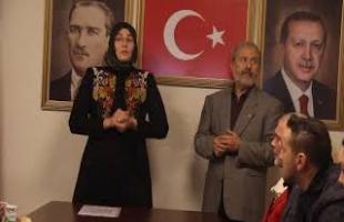 AKP. Perşembe Aday adayı..FİRDEVS ELİF ŞENER SAKA.
